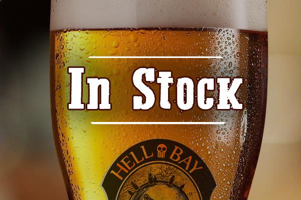 In Stock at HellBay Brewery
